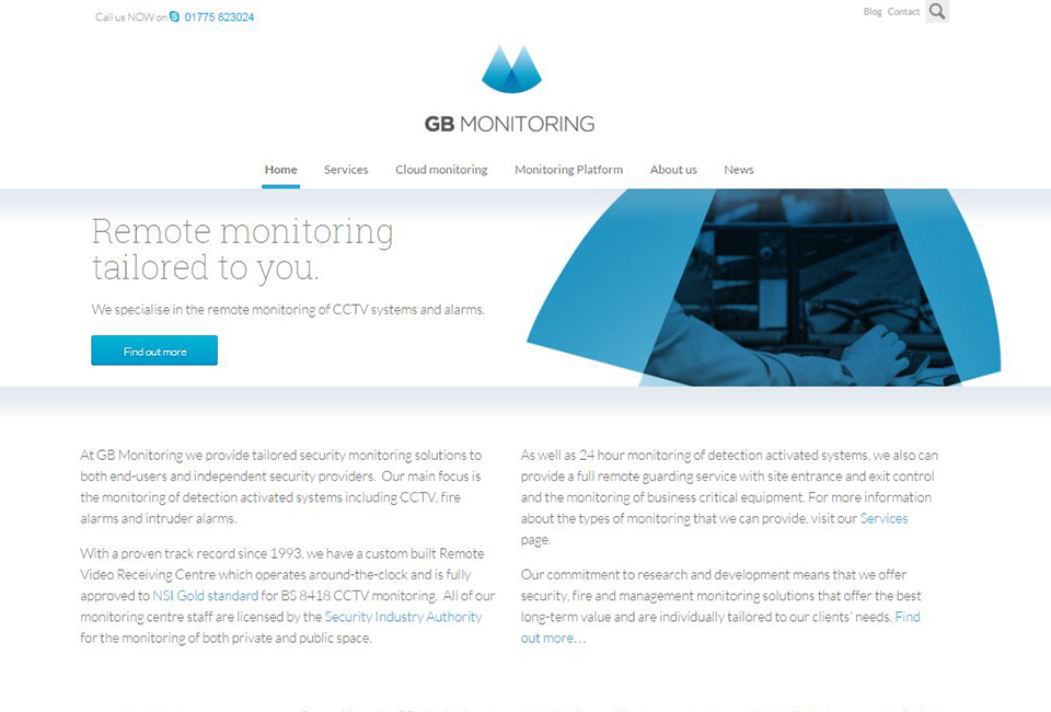 GB Monitoring - CCTV Monitoring Specialist